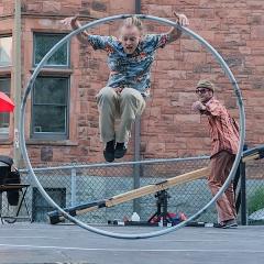 Montréal Complètement Cirque à l'extérieur