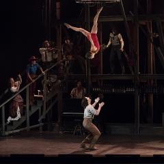 Saloon – Cirque Éloïze